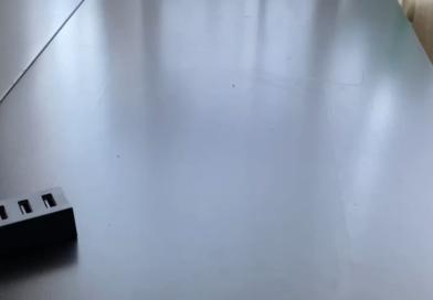 Ik heb een klein zaailingenpotje gemaakt voor mijn pepers