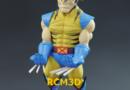 Download STL-bestand Wolverine mobiele telefoon en joystickhouder • 3D-printmodel ・ Cults