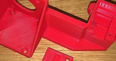 Download gratis STL-bestand Creality CR-10S Bondtech BMG Extended Arm Sensor Mount • 3D printbaar object ・ Cults