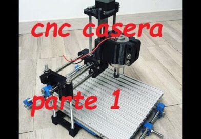 Zelfgemaakte CNC met Arduino + 3D-printen