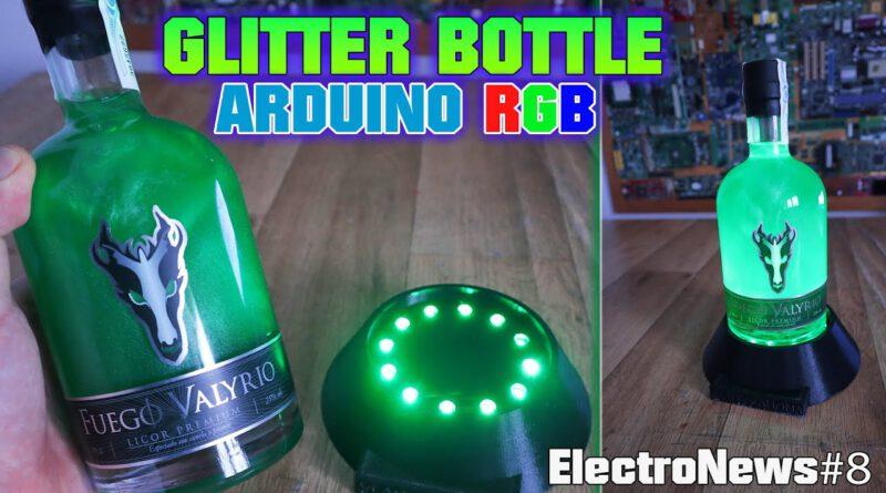 Smartglasses Multimeter    Coole lasergraveur    Arduino Radiocontroller ElectroNews # 08