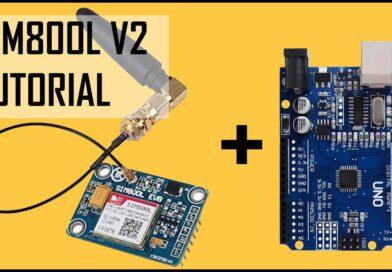 SIM800L V2-zelfstudie met arduino (sms verzenden, sms ontvangen, bellen)