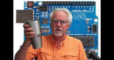 Arduino Tutorial 55: Afstand meten met HC-SR04 ultrasone sensor