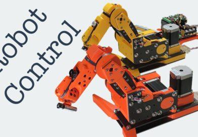 6DoF meestal 3D-geprinte robotarm (deel 6) Arduino-code!
