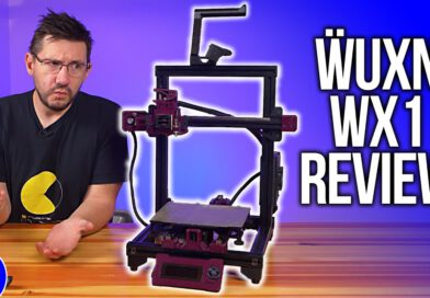 WUXN WX1 Review // IS THIS 3D PRINTER FOR YOU?