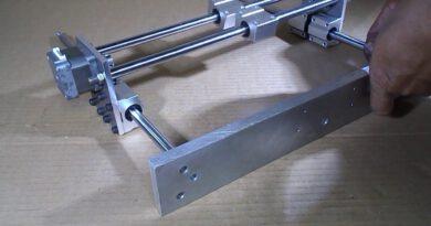 "Zelfgemaakte 3D-printer Lasergravure Plotter Frame DIY YXZ Arduino Nano GRBL CNC Shield Control 4 """