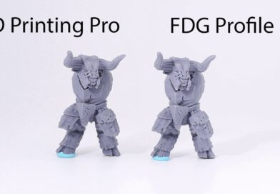 The ultimate Cura 4.0 Profile for Printing Minis